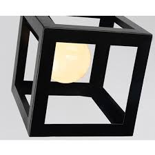 Ceiling Light Fixtures For Living Room by Ecobrt Square Pendant Lighting Ceiling Lights Hanging Lamp Light
