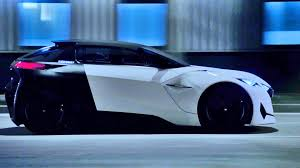 peugeot concept cars peugeot fractal 2015 awesome concept car youtube