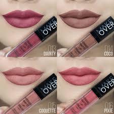 Lipstick Makeover Hi Matte make ultra hi matte lipstick 006 silky daftar harga