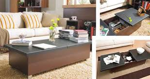 Storage Living Room Tables Interior Coffee Table Storage Magnificent Living Room With 16