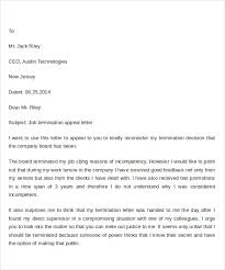 awesome collection of how to write an appeal letter for job