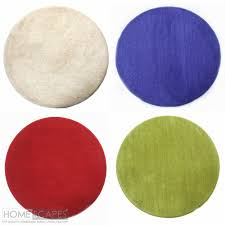 Round Natural Rug by Round Rugs Uk Roselawnlutheran