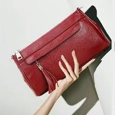 leather women s wallet pattern cow layer genuine leather women s long wallet bags clutch female