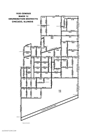 Floor Plan Abbreviations by 1920