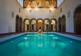 Merkelsches Bad Thermal Baths Overcoming U0027nudity Nerves U0027 In Exquisite Spas Of Germany