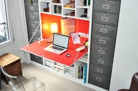 bureau avec rangements bureau avec rangement integre chambre parentale avec tte de lit