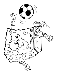 spongebob coloring pages getcoloringpages com