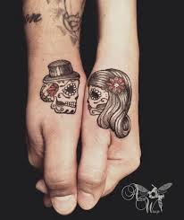 husband and wife tattoos ink me up scotty pinterest tattoo