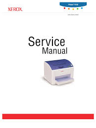 xerox phaser 6120 service manual electrostatic discharge