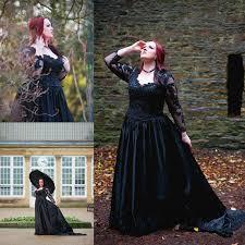 plus size black wedding dresses new style black plus sizes wedding dresses with illusion