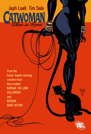 batman the long halloween catwoman when in rome paperback catwoman batman and comic