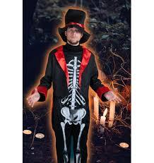 Skeleton Costume Skeleton Costume Mister Skully Lask0560 Las Fiestas