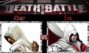 Ezio Memes - altair vs ezio by sonicpal on deviantart