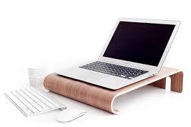 Laptop Desk Stands 20 Cool Laptop Stands For Digital Nomads And Freelancers Hongkiat