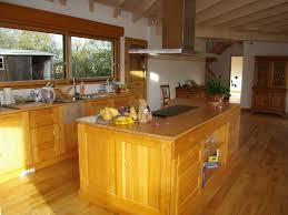 cuisine maison bois maison en bois à vendre près du mans sarthe 72 la grande
