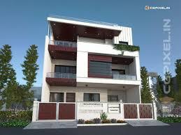 home design 3d elevation collection 3d elevation design software photos free home designs