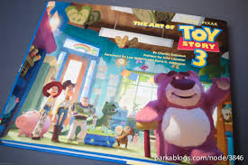 book review art toy story 3 parka blogs