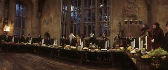 Hogwarts Dining Hall by Hogwarts Dining Room Dining Room Ideas