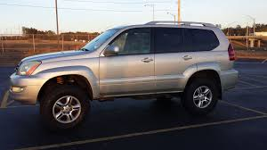 lifted lexus lx 570 lifted problems now clublexus lexus forum discussion
