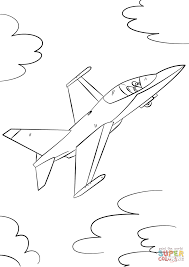 fighter jet coloring page snapsite me