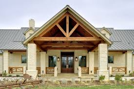 texas hill country style homes texas hill country retreat rustic exterior dallas by desco