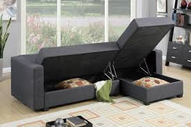 Sectional Sofa Bed With Storage Sectional Sofa Bed Roselawnlutheran