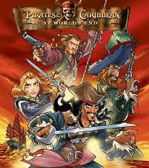 pirates caribbean team comic vine