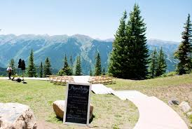 colorado mountain wedding venues mountain wedding venues colorado wedding ideas