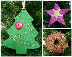 diy craft how to make easy ornaments with oven bake