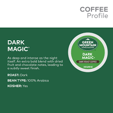 keurig green mountain email format green mountain coffee k cup pods dark magic 36 ct walmart com