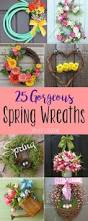 best 25 spring wreaths ideas on pinterest spring decorations