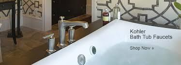 Bathroom Tub Faucets Kohler Bathroom Faucets Kohler Sink Bidet Tub U0026 Shower Faucets
