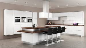 White Kitchen Cabinet Ideas For Modern Home Pmsilver Homes - Modern kitchen cabinet designs