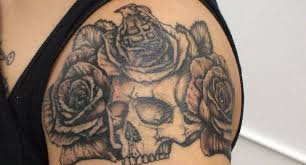 black rose arm tattoo 30 black rose tattoo designs images and