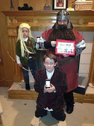Lord Rings Halloween Costume Announcing Winners Mobile Nations 2012 Halloween