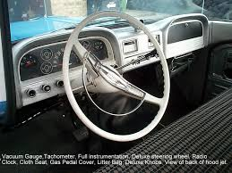 Chevy Truck Interior The 1960 1966 Chevrolet U0026 Gmc Pickups Factory Correct