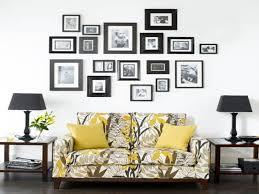 living room 3 piece canvas art bay window inside chocolate
