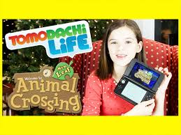 tomodachi life and animal crossing new leaf by nintendo