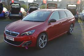 used automatic peugeot 100 peugeot 308 sw peugeot 308 sw compact wagon revealed