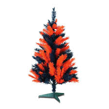 team color 6 foot tree