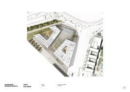 delugan meissl porsche museum masterplan campus altes landgut dmaa