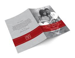 wedding program designs wedding program motivate creative