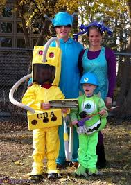 monsters inc costumes monsters inc child detection costume photo 2 2