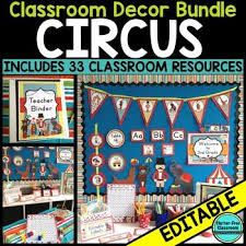 Circus Home Decor 52 Best Circus Classroom Theme Ideas And Decor Images On Pinterest