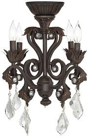 Ceiling Fan And Chandelier 4 Light Oil Rubbed Bronze Chandelier Ceiling Fan Light Kit