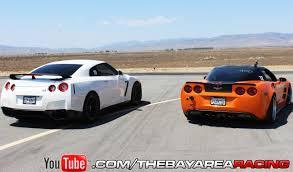 nissan gtr vs corvette z06 supercharged c6 z06 vs gtr vs gt500 vs turbo z06