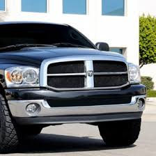 2007 dodge ram custom grilles billet mesh led chrome black