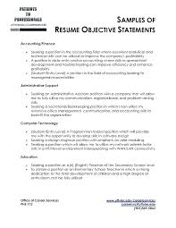 resume exles for career objective objectives resume exle career for objective exles best of