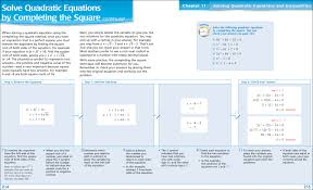 Solving Equations By Factoring Worksheet Solve Equations By Completing The Square