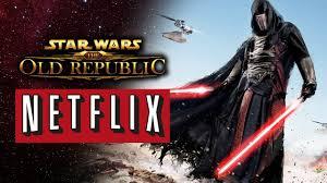 star wars knights of the old republic netflix tv series movement